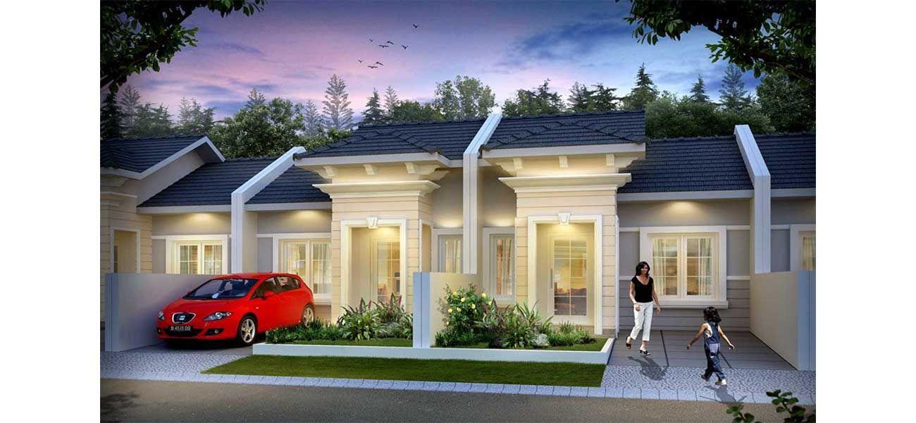 Residensial Harvest City di Bogor