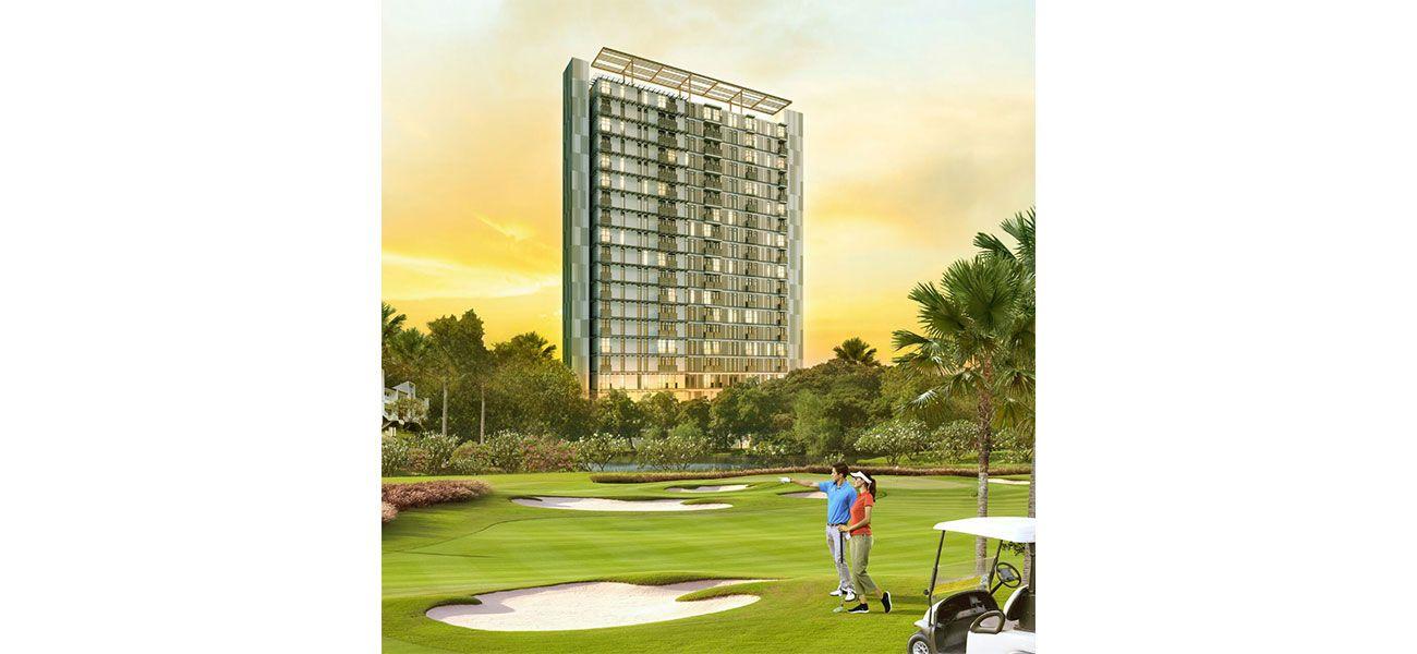 Residensial Kawana Golf Residence di Bekasi