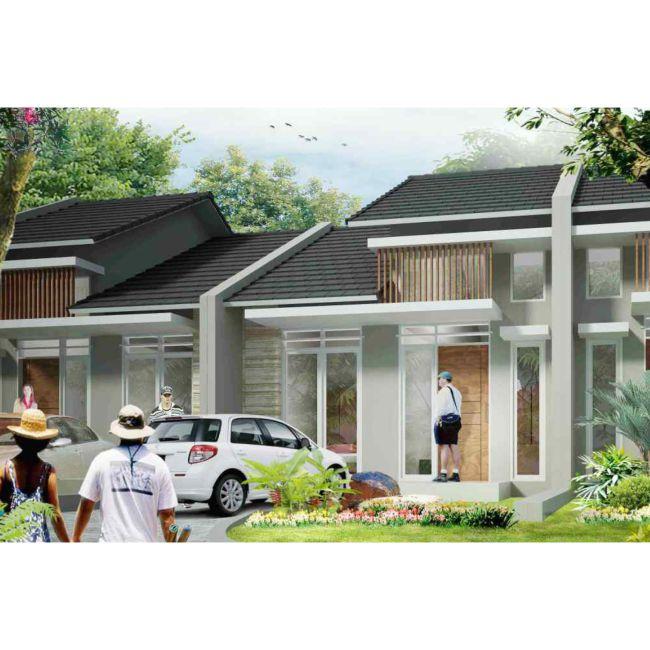 Residensial & Komersial Sentul Alaya Cluster Allegro di Bogor
