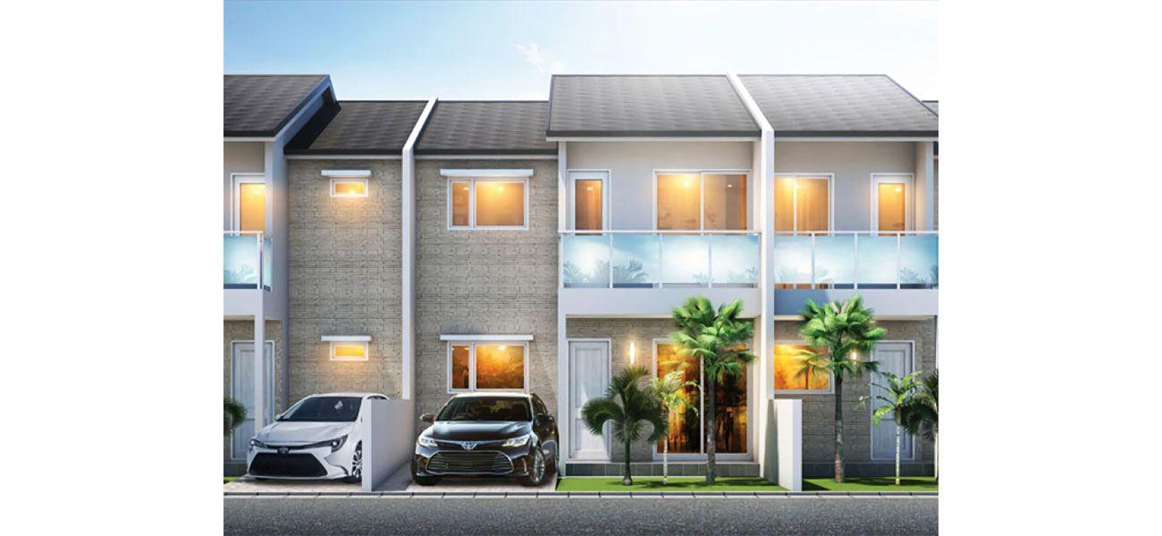Residensial Anabuki Residence di Bekasi