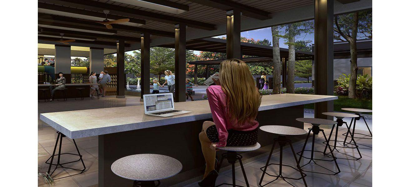 Residensial & Komersial BSD City - Provence Suites di Tangerang Selatan