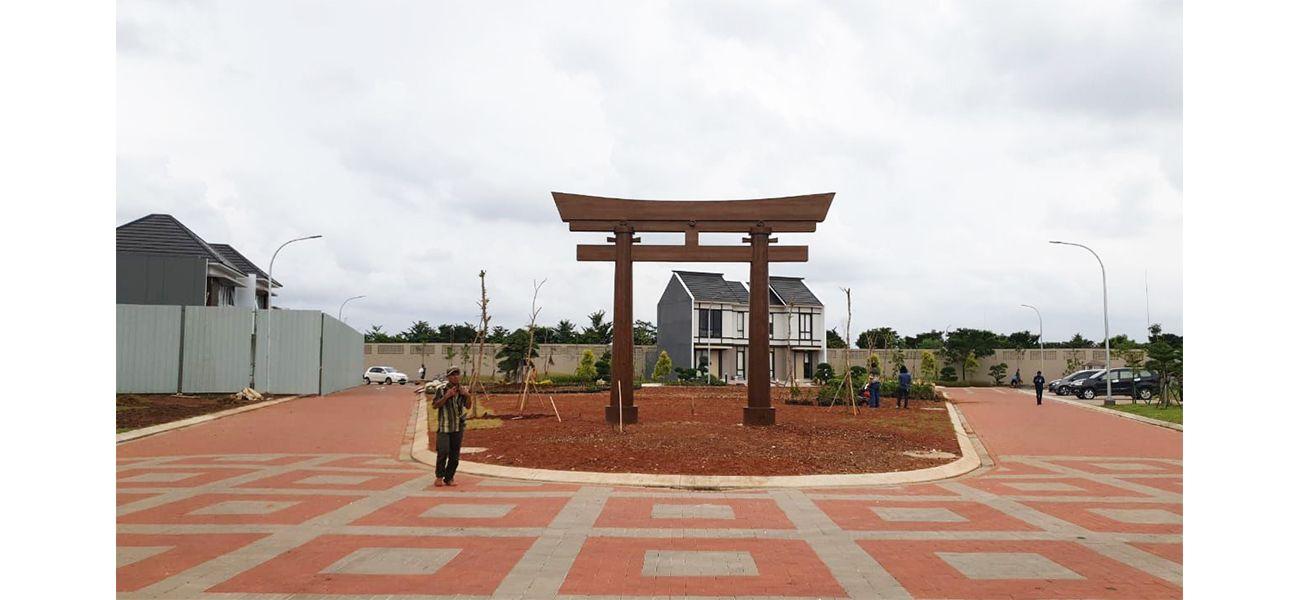 Residensial Nara Village di Tangerang