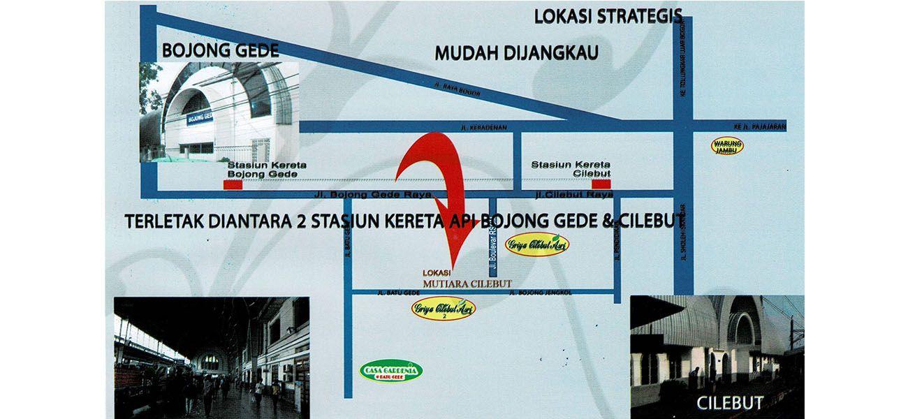 Residensial Mutiara Cilebut di Bogor