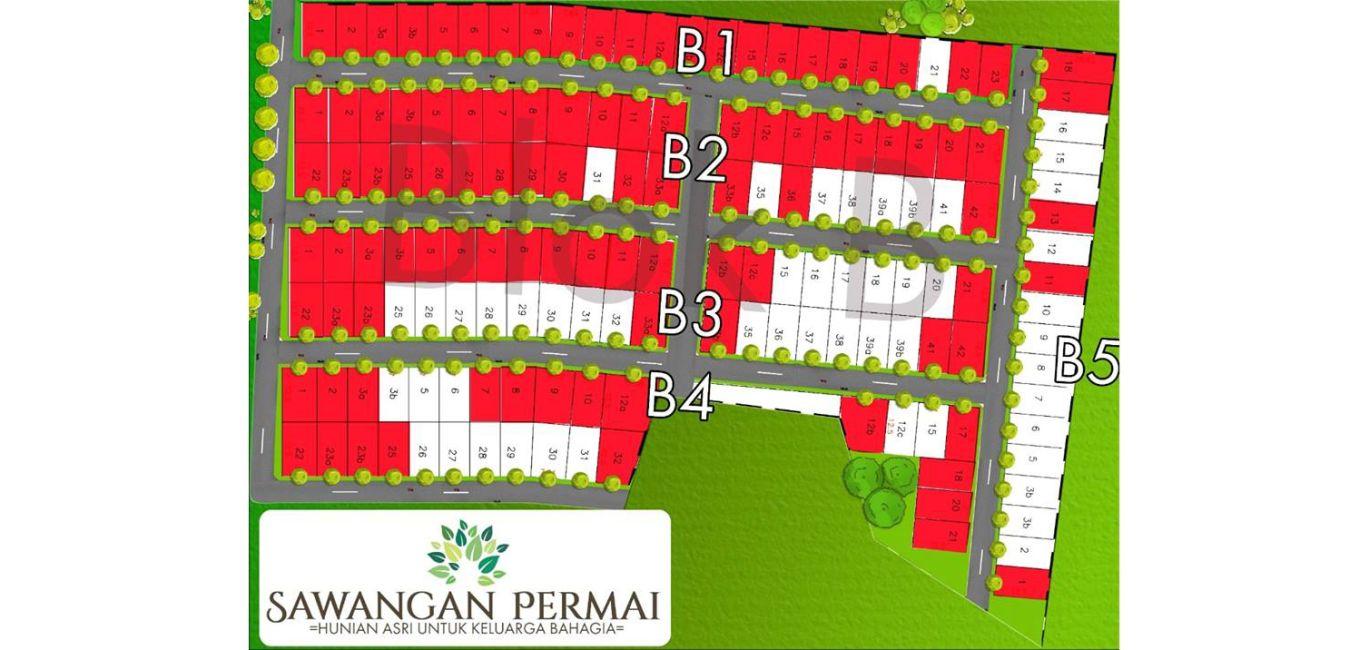 Residensial Sawangan Permai di Manado