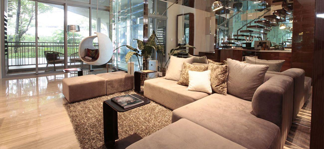 Residensial & Komersial Tipe Ebony – Soho Pancoran di Jakarta Selatan