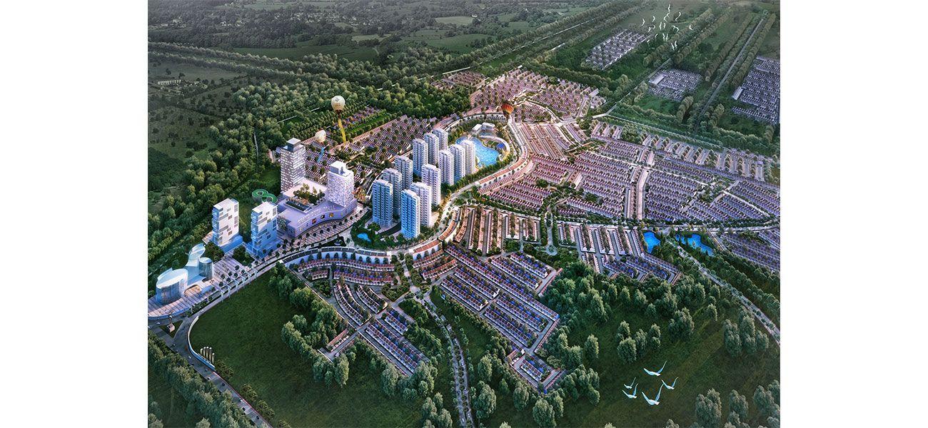 Residensial Grand Duta City di Bekasi