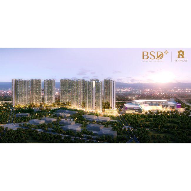 Residensial BSD+ Sky House Apartemen di Tangerang