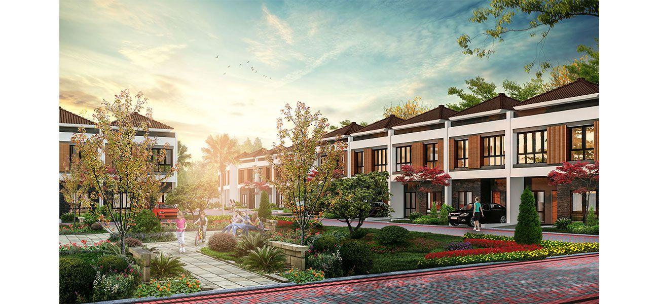 Residensial The Boulevard Bogor di Bogor