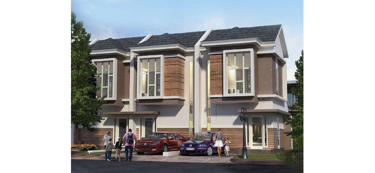 Residensial Vila Dago Pamulang di Tangerang Selatan