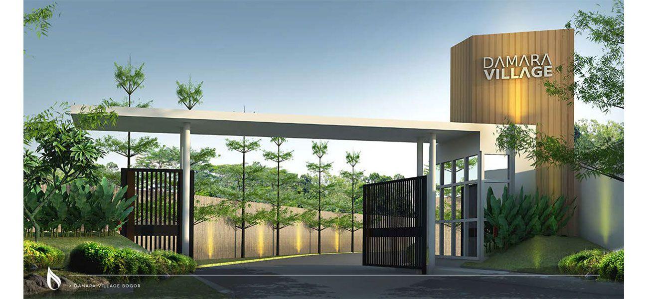 Residensial & Komersial Damara Village di Bogor