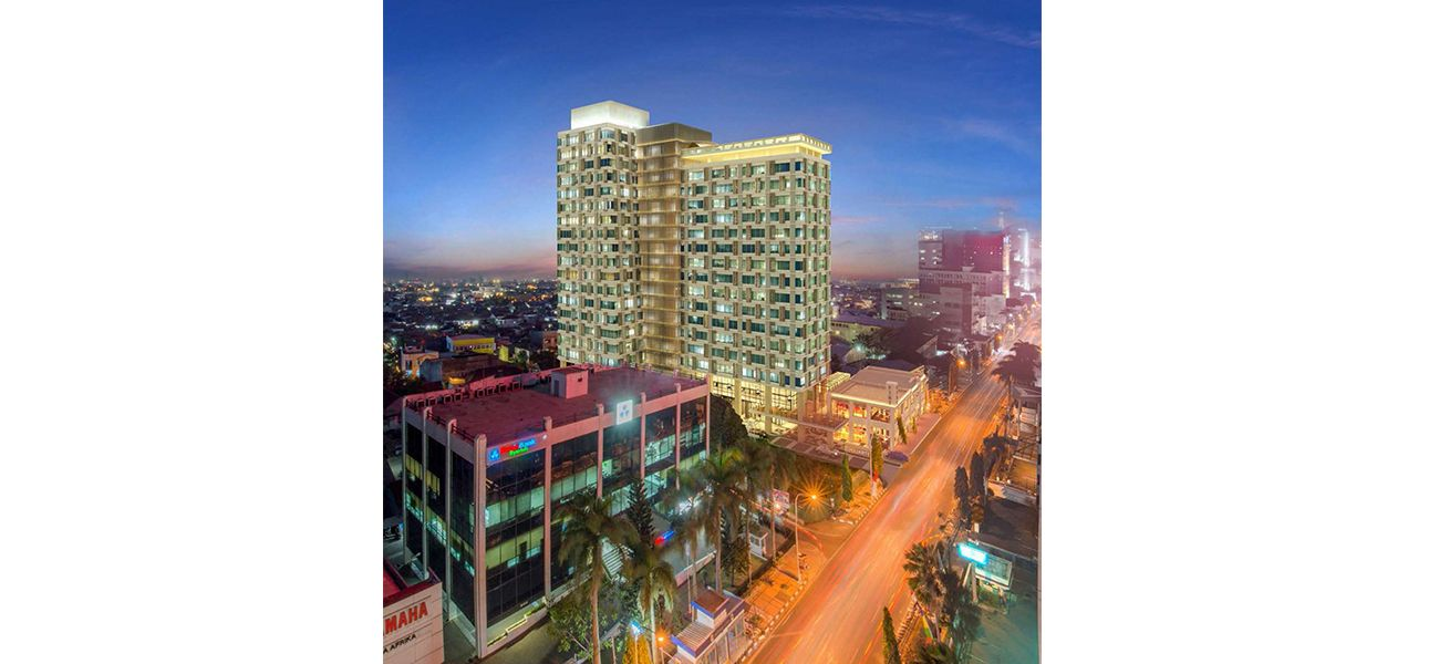 Komersial HQuarters di Bandung