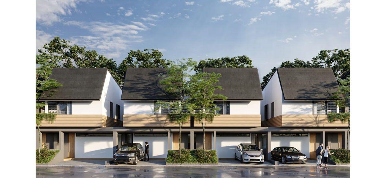 Residensial Providence House di Tangerang Selatan