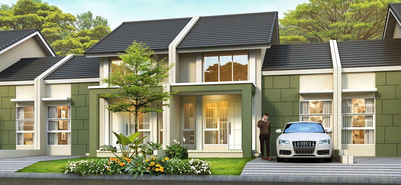 Residensial Suvarna Sutera - Cluster Bianca Tipe Bidara di Tangerang