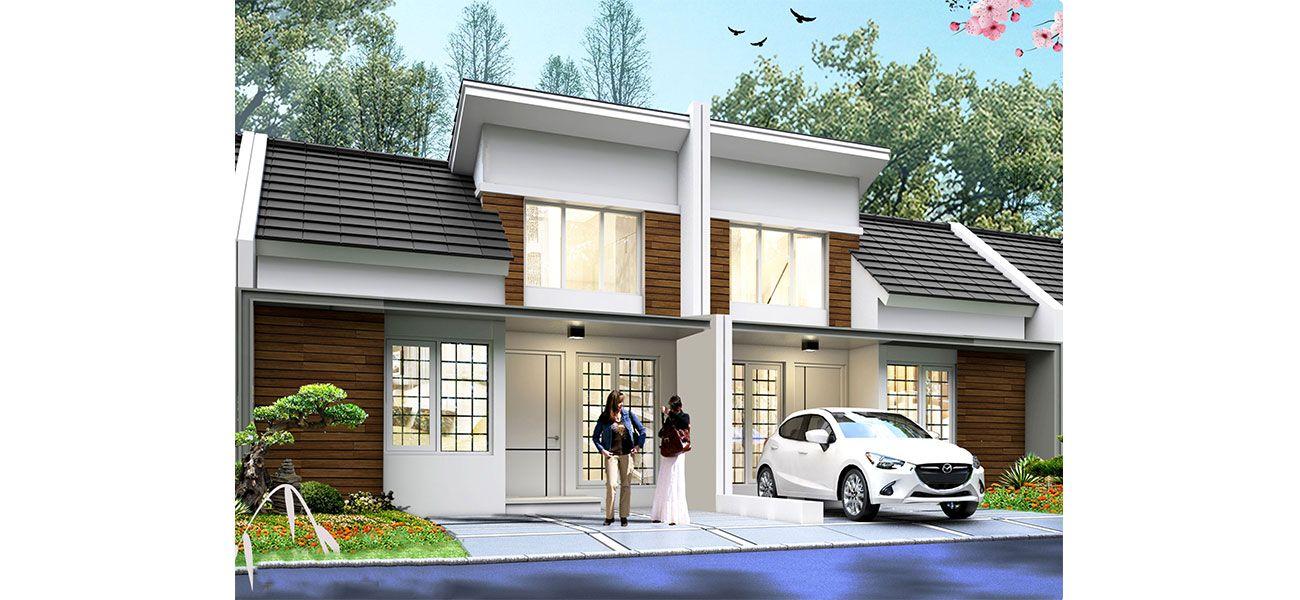 Residensial Kana Park Tipe 39 di Tangerang
