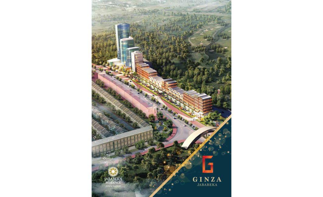 Komersial Ginza Business Loft Tipe 6 di Bekasi