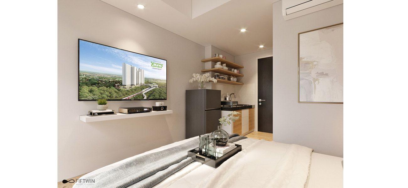 Residensial Serpong Garden Apartment di Tangerang