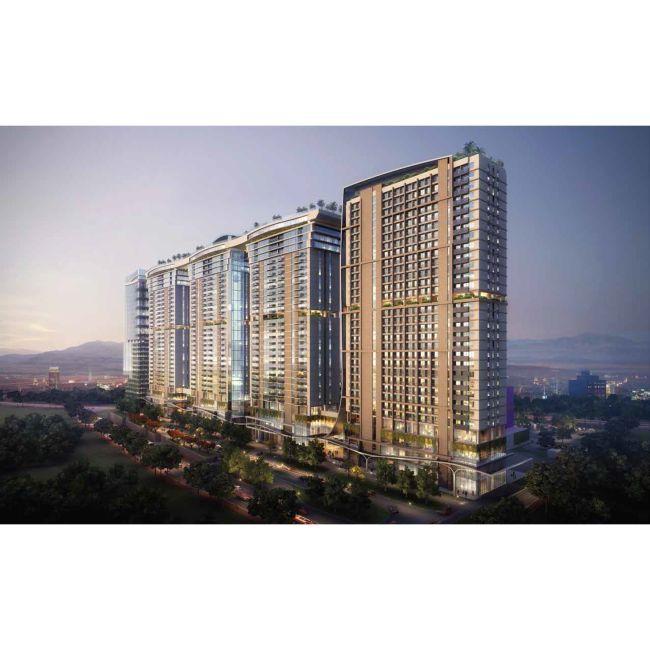 Residensial Apartemen Saffron Noble di Bogor
