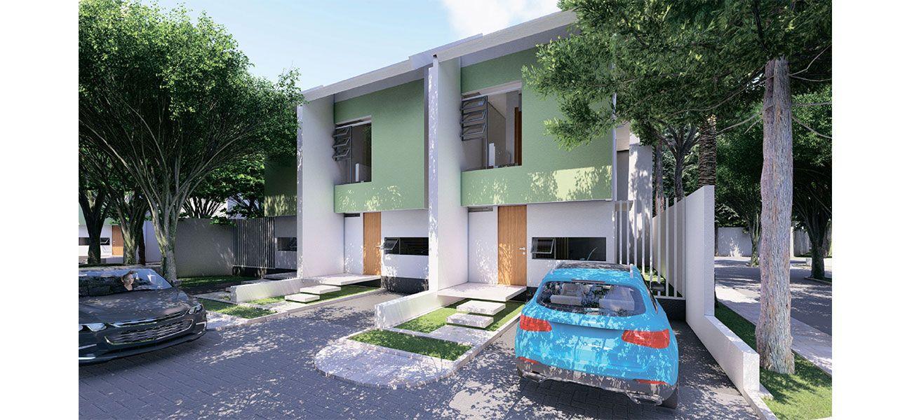 Residensial Jagathi Resort di Bogor