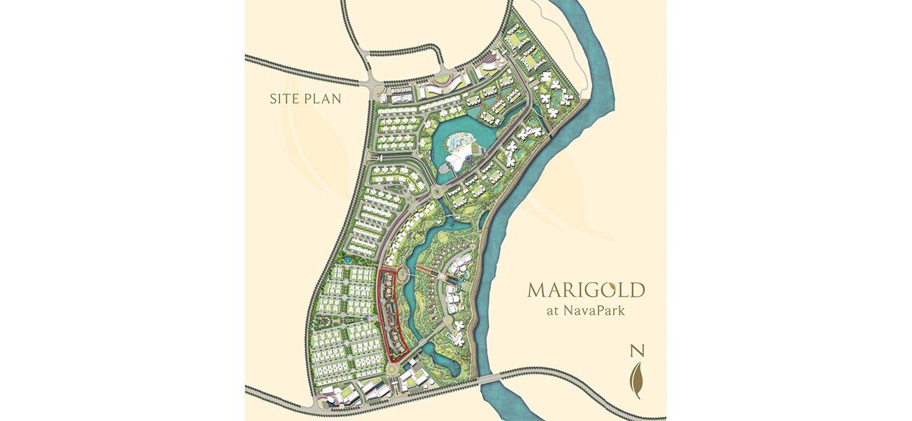 Residensial Marigold at Nava Park di Tangerang