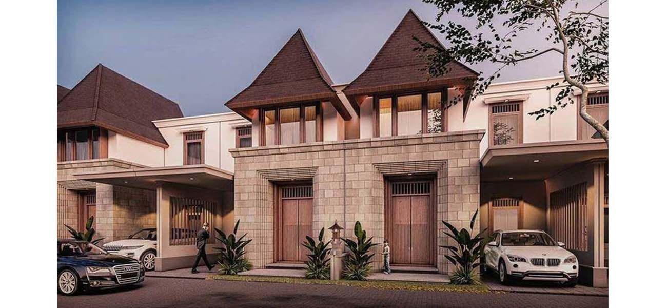 Residensial Amanila Residence Cinere di Depok