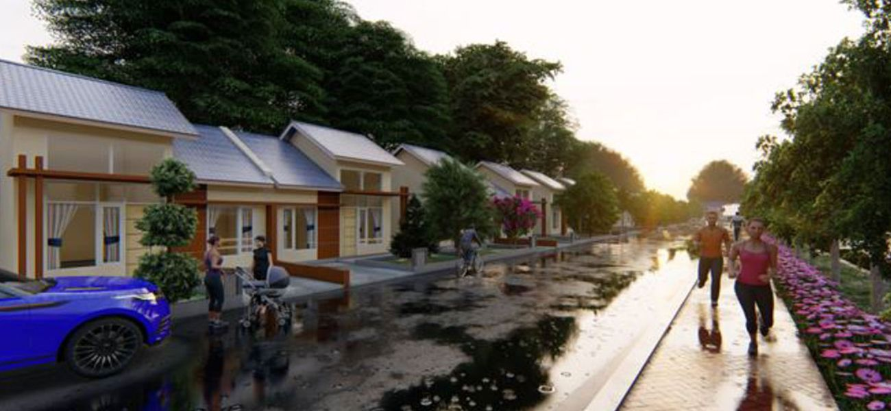 Residensial Koka Hilltop di Manado