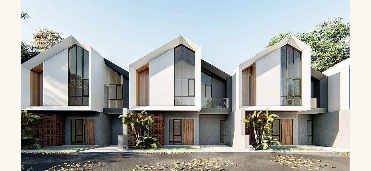 Residensial Britania Hills Pamulang Tipe Syabila  di Tangerang Selatan