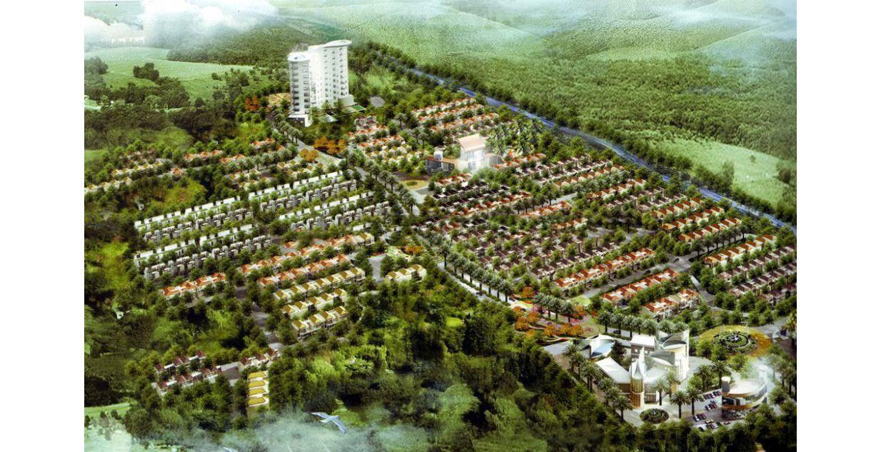 Residensial Citraland Celebes Hertasning di Makassar