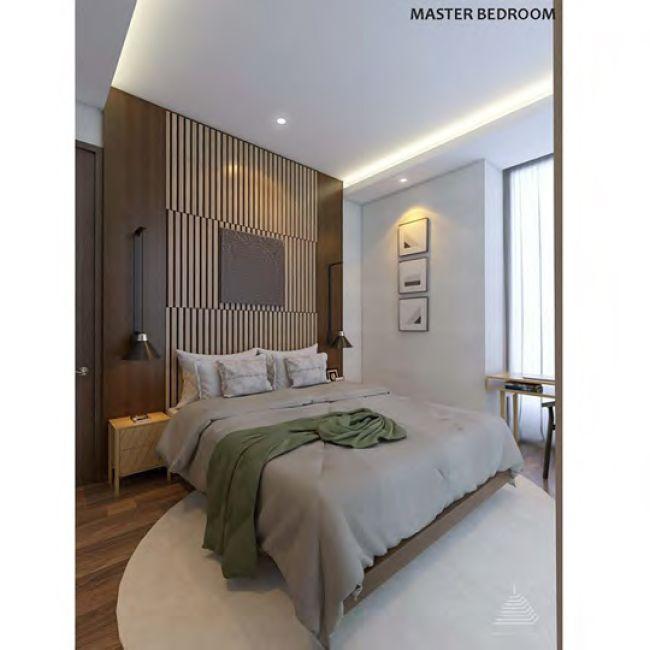 Residensial The Padmayana Apartemen Tipe 2 Bedroom di Jakarta Selatan