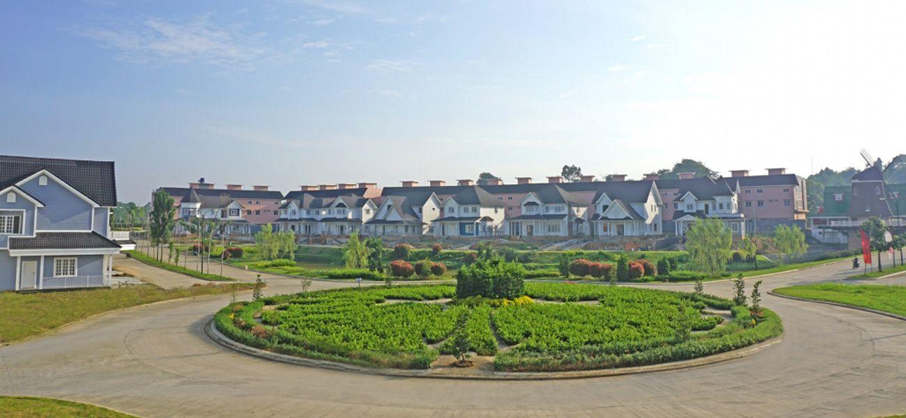 Residensial Medan Resort City di Medan