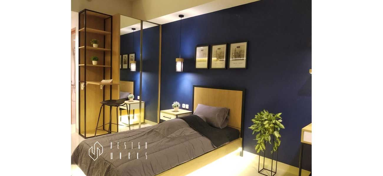Residensial Evenciio Apartment Tipe 2 BR di Depok