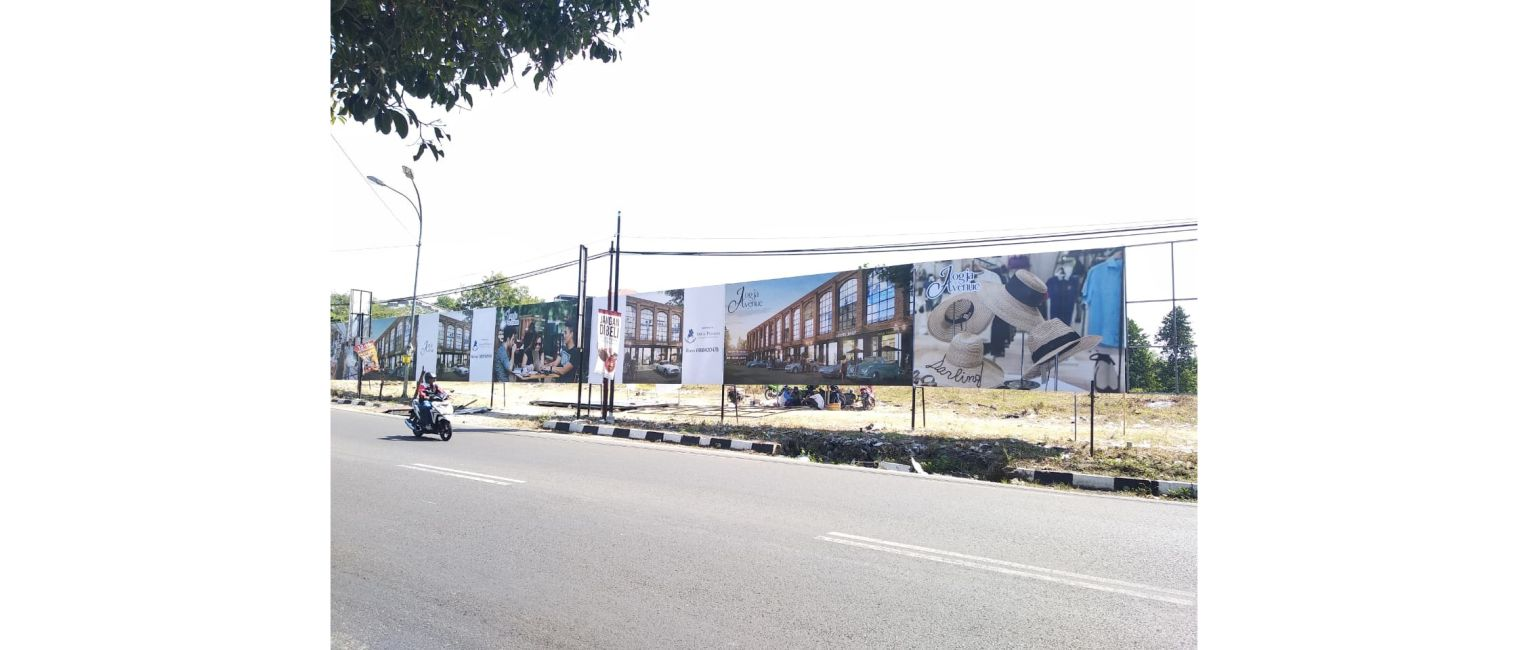 Komersial Jogja Avenue di Yogyakarta