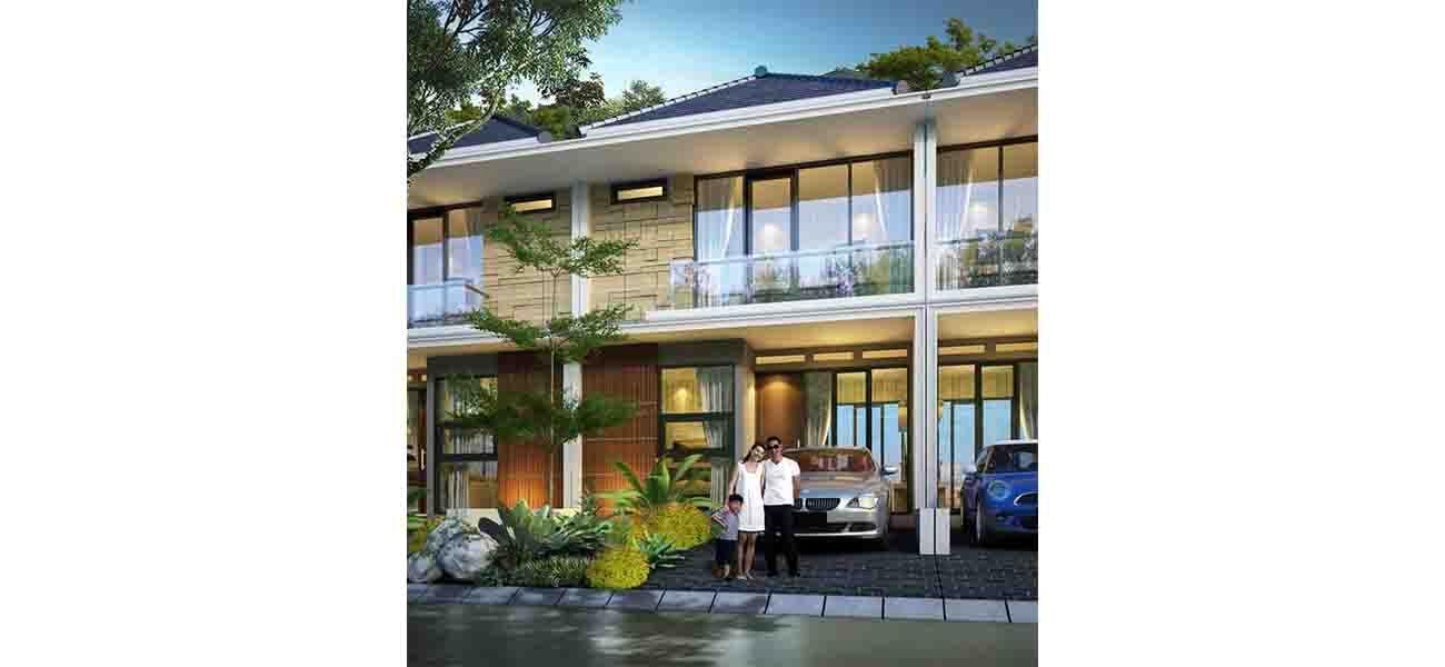 Residensial & Komersial Golden City di Bekasi