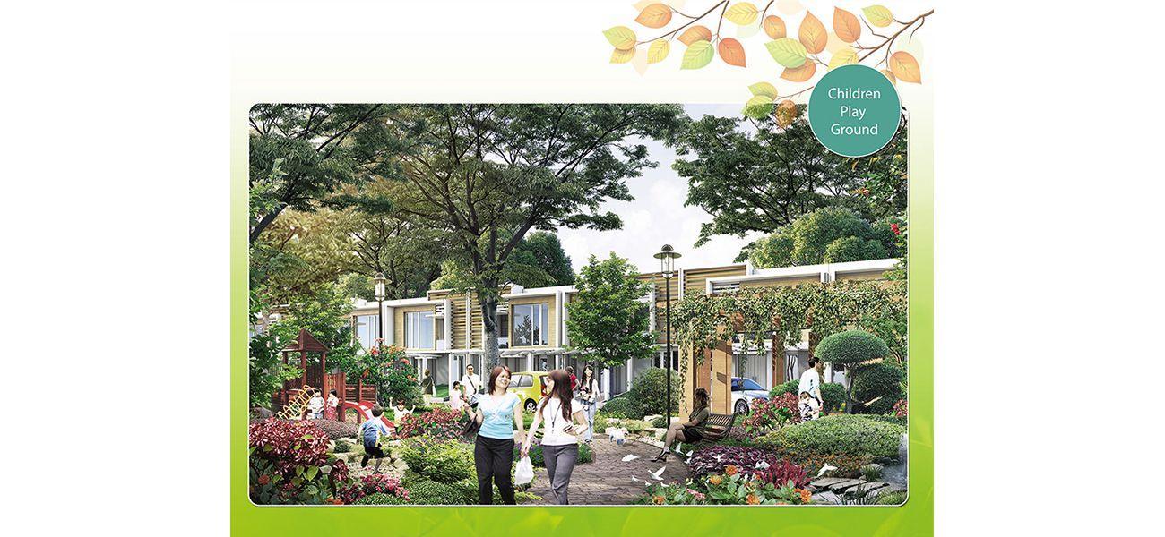 Residensial Cluster Yarra at Jakarta Garden City di Jakarta Timur