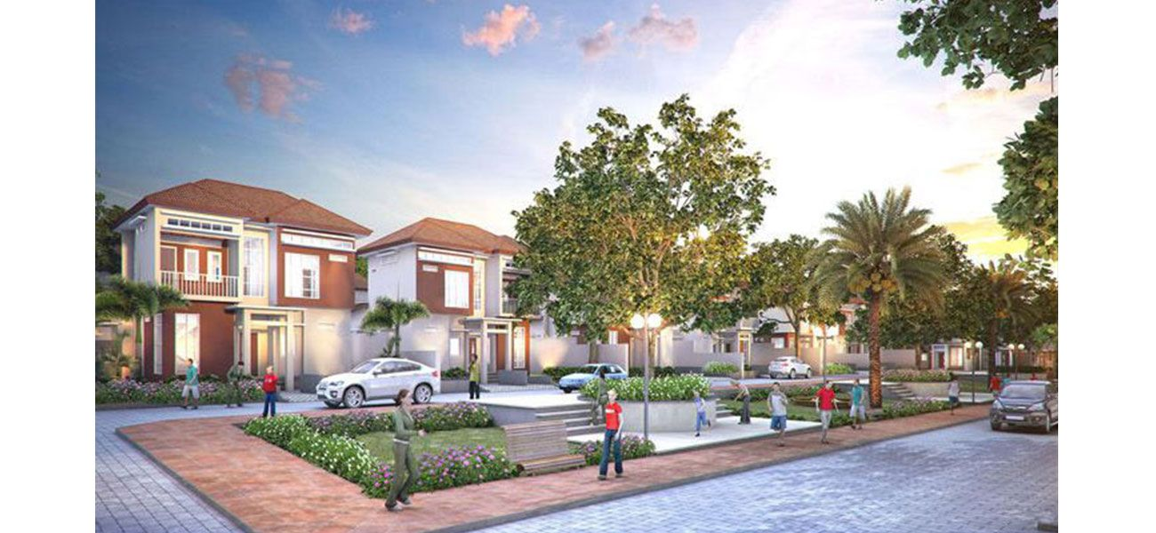 Residensial Griya Maleosan Indah di Manado