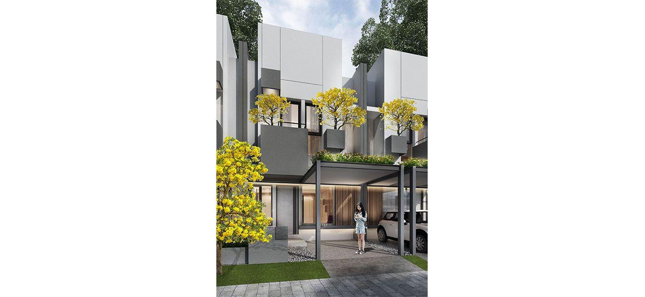 Residensial BSD City – Tabebuya Tipe 68 di Tangerang