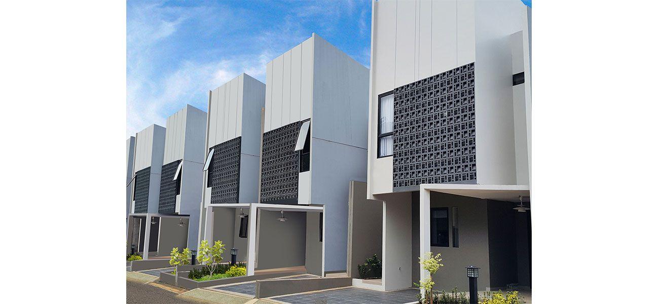 Residensial Akasia Eight di Tangerang Selatan