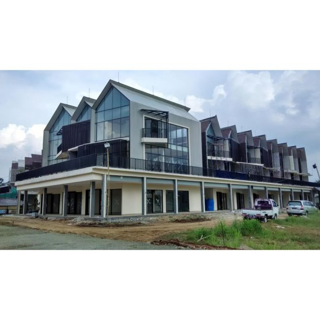 Residensial Ruko Royal Sentul Park Tipe Blok C (Cantaka) di Bogor