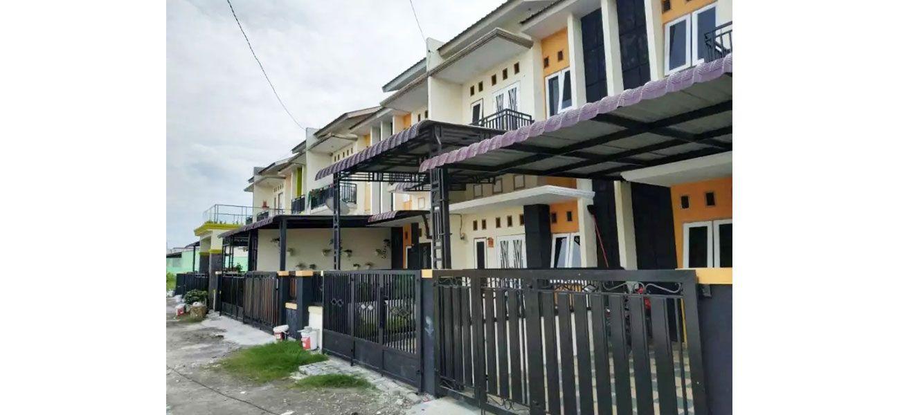 Residensial Nine Residence di Medan