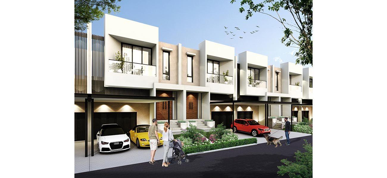 Residensial Manhattan Residence at PIK 2 di Jakarta Utara