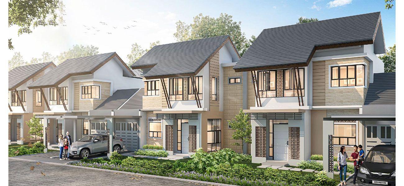 Residensial Jababeka – Kraton Residence di Bekasi