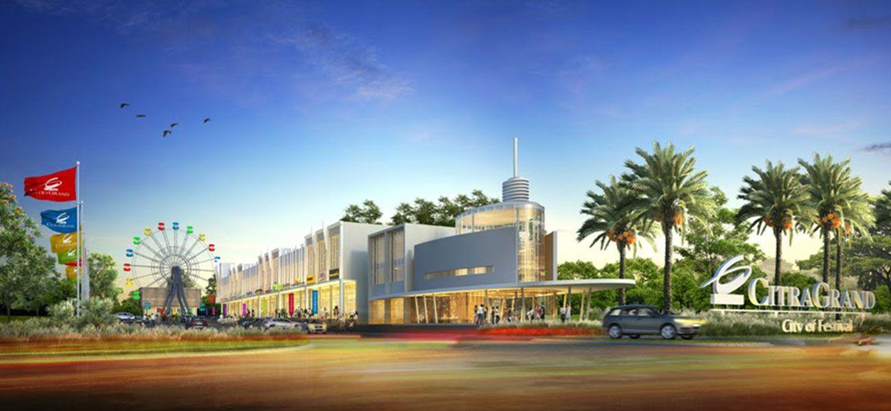 Residensial & Komersial CitraGrand Semarang di Semarang