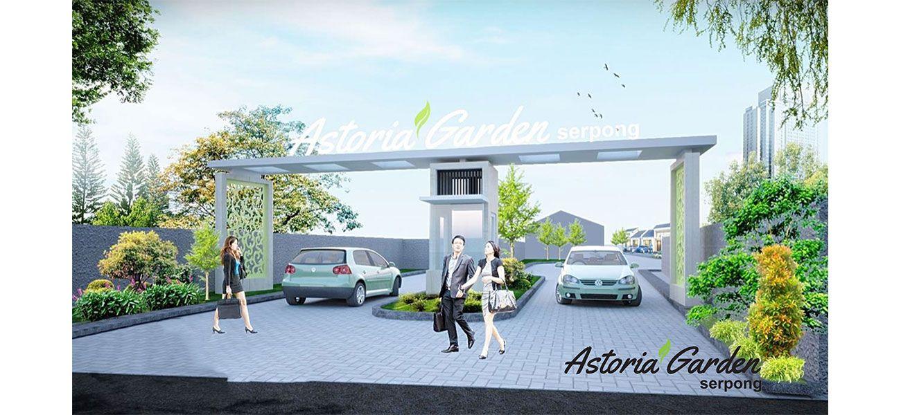 Residensial Astoria Garden di Tangerang