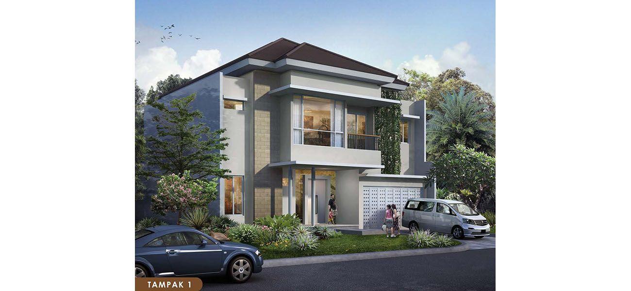 Residensial The Springs at Summarecon Serpong di Tangerang