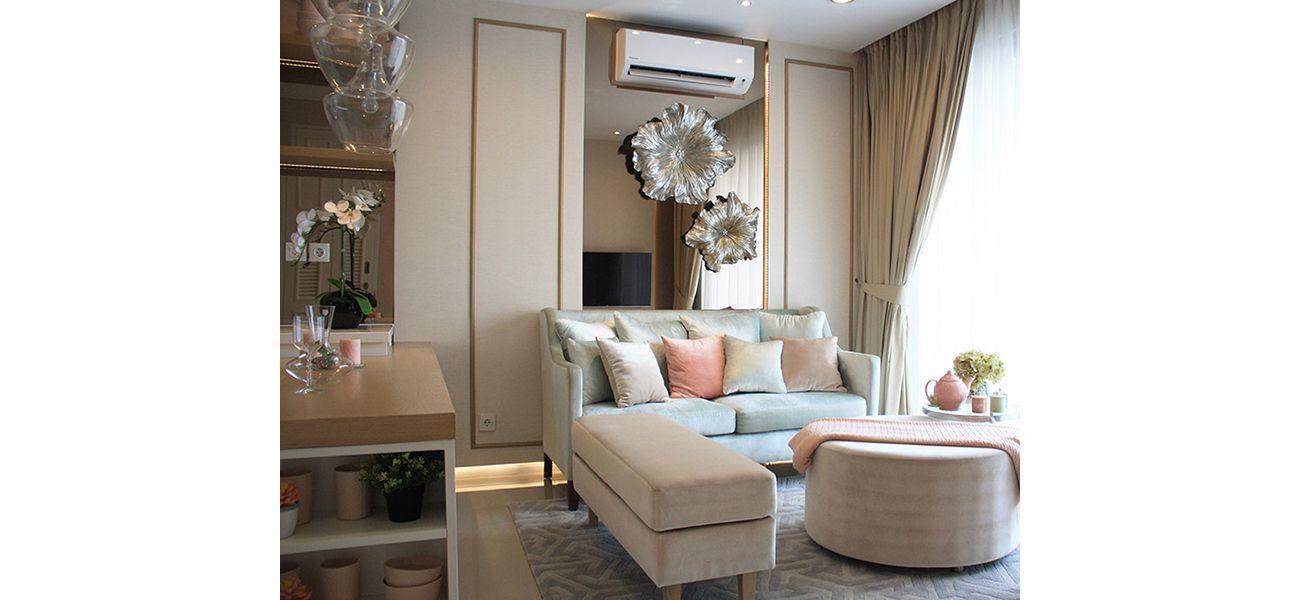 Residensial Paddington Heights at Alam Sutera di Tangerang