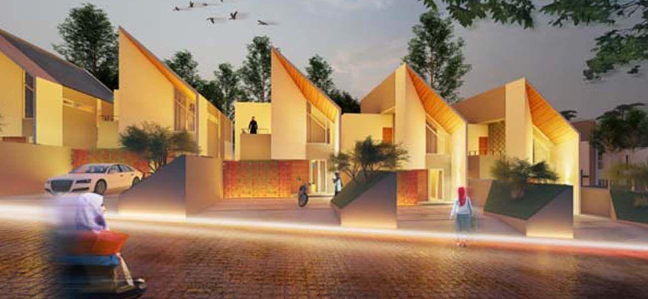 Residensial Eco Living Manggala di Purwakarta