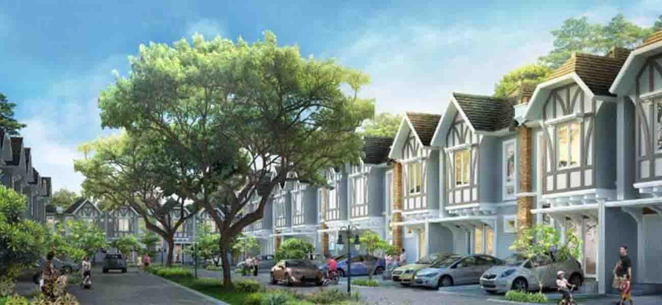Residensial Banara Serpong di Tangerang Selatan