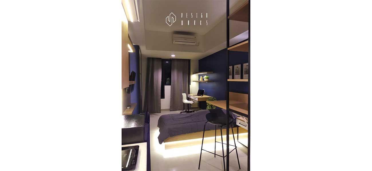 Residensial Evenciio Apartment Tipe Dual Key di Depok