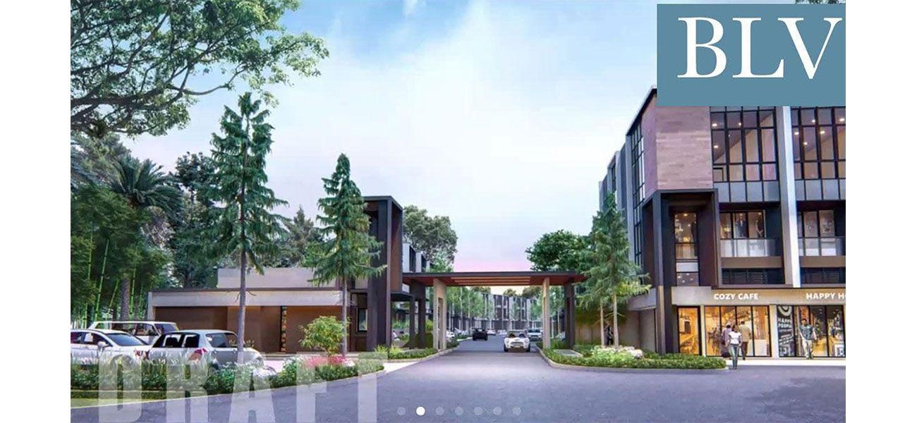 Residensial BLV The Latinos di Tangerang Selatan