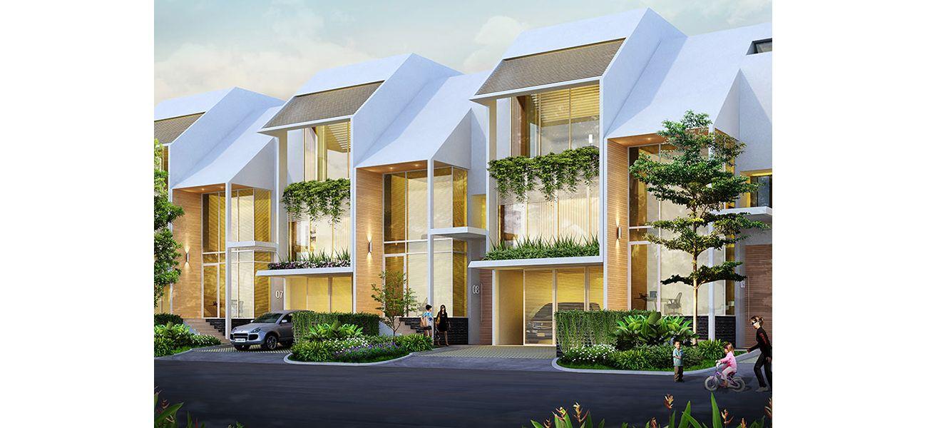 Residensial Asera One East at Kota Harapan Indah di Bekasi