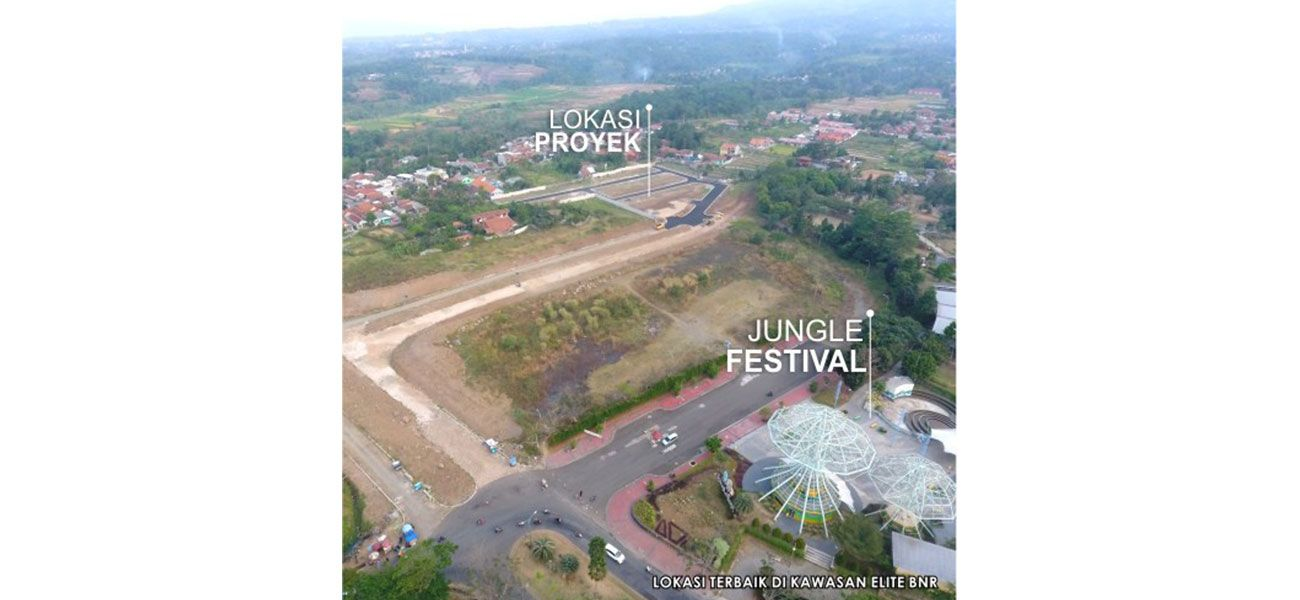 Residensial Grand Victoria di Bogor